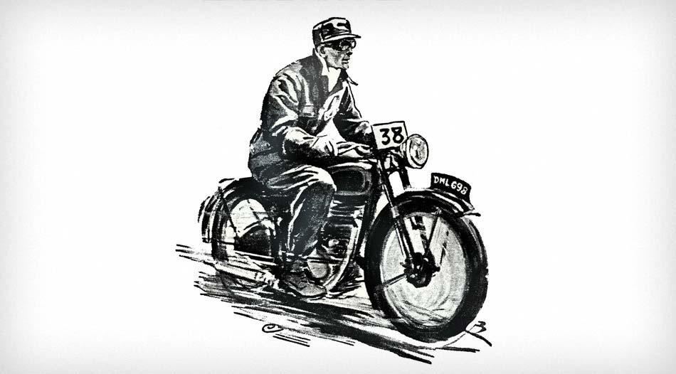 Barbour Motorjas