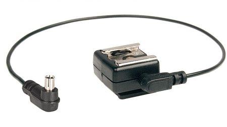 Kaiser 1301 flash shoe adapter. Source: Kaiser