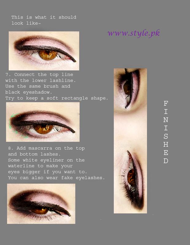 Party Eye Makeup Tips In Urdu