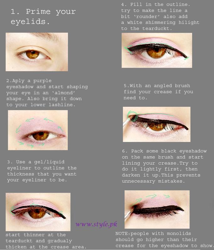 Eye Makeup Tips For Girls