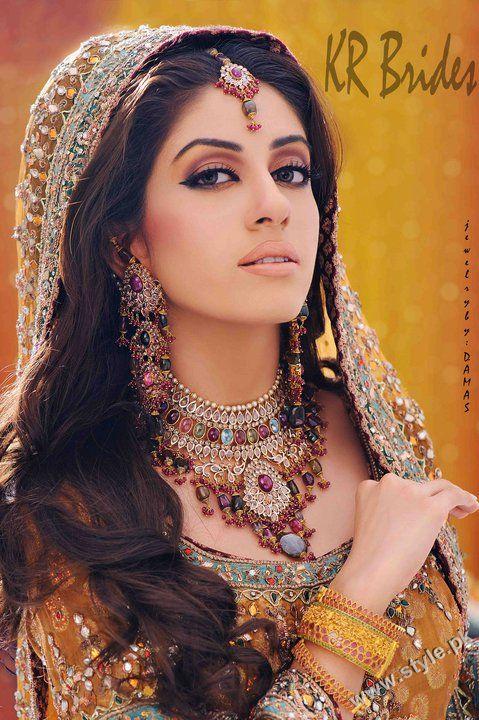 Fashion Makeup Artist Khawar Riaz Photoshoot