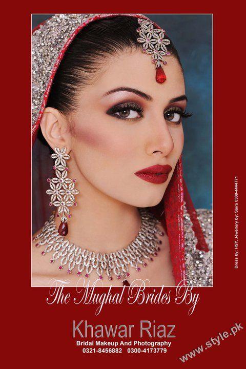 Khawar Riaz Bridal Makeup and Photography