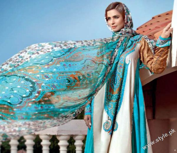Gul Ahmed Cambric Collection 2011 For Women (23)