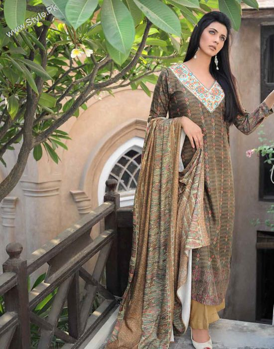Khaddar Collecion by Gul Ahmed 2011-12 For Women (6)