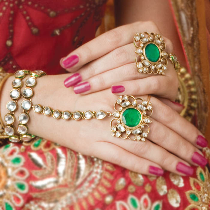 Classy Hand Ornaments For Women