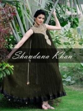 party wear dresses by shandana khan (1)