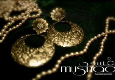 Girl's antique jewellery by Musnad (2)