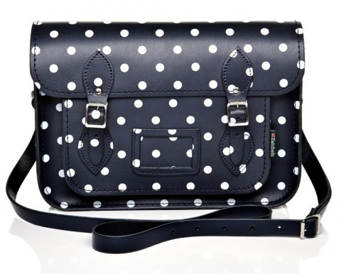 Zatchels Polka Dot Handbag Collection 2011_03