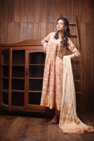 Firdous Linen Collection for Winter 2012 by Firdous Fashion d