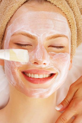 Facial Mask For Acne And Open Pores