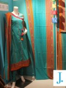 junaid jamshed lawn collection 2012 (16)