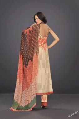 Latest HSY Lawn Prints 2012 - Complete Collection 6