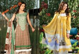 Latest Libas & Riwaj Collection For Summer 2012 Complete Collection-004