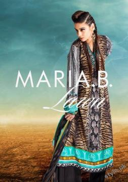 Latest Maria B Lawn 2012 - Complete Collection 4