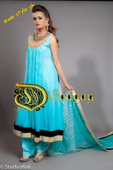 Latest Summer Collection For Women By Dhagaay 2012-0010