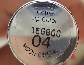 L'Oreal Glam Shine Lip Gloss In Moon Crystal01