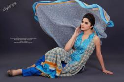 Stylish Lawn Dresses 2012 for Women of Pakistan 5