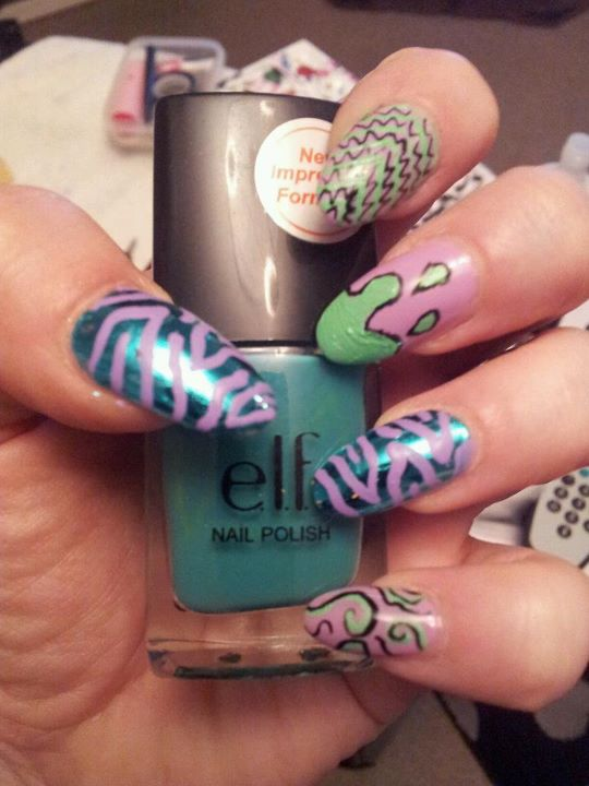 Tips for A Perfect Nail Art (8)