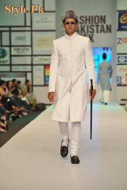 Abdul Samad Menswear At FPW 2012 Day 4-010