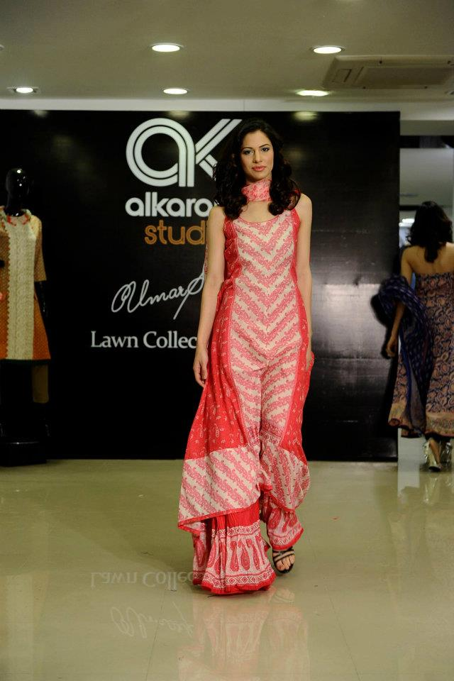 Umar Sayeed Lawn Collection 2012 by Al Karam 005