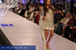 Latest Ayesha F Hashwani Collection At FPW 2012-006