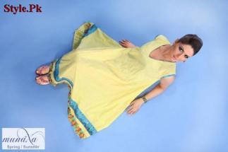 Latest Munaxa Summer Casual Wear Collection 2012-008