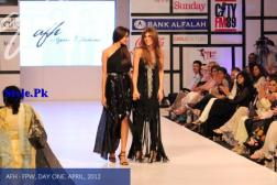 Latest Pret Wear Collection By Ayesha F Hashwani For Women 2012-014
