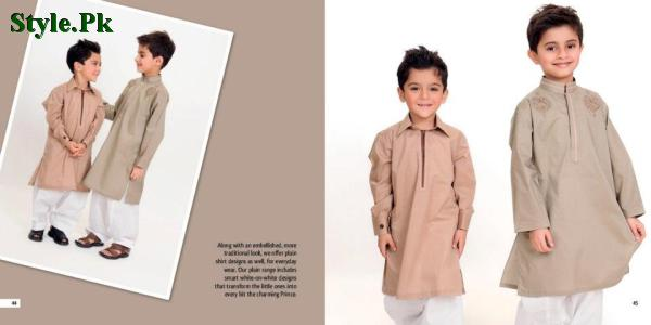 Latest summer Collection For Boys By Nishat Linen 2012-005