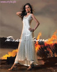 Rizwan Moazzam Summer 2012 Party Dresses For Women 004