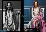 Subhata Embroidered Lawn dresses 2012 by Shariq Textiles (17)