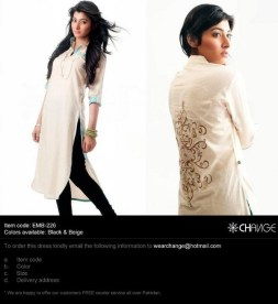 Change Spring Summer Collection 2012 003