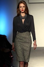 Danilo Gabrielli Fall Winter Collection 2012 at Nolcha Fashion Week New York 2012 1