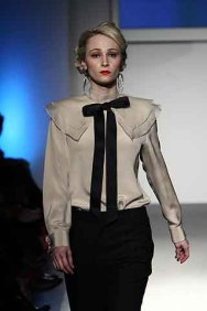 Danilo Gabrielli Fall Winter Collection 2012 at Nolcha Fashion Week New York 2012 2