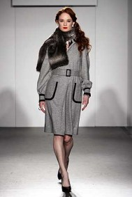 Danilo Gabrielli Fall Winter Collection 2012 at Nolcha Fashion Week New York 2012 4