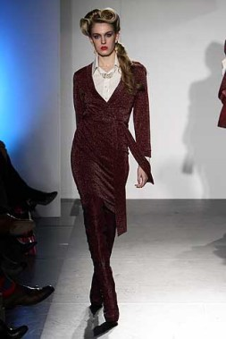 Danilo Gabrielli Fall Winter Collection 2012 at Nolcha Fashion Week New York 2012 6