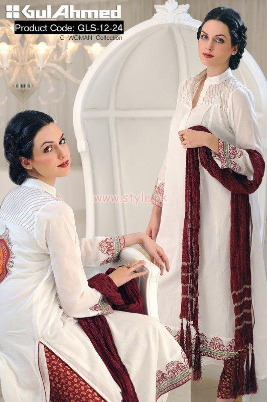 Gul Ahmed Lawn 2012 Limited Edition - GWoman Special (5)