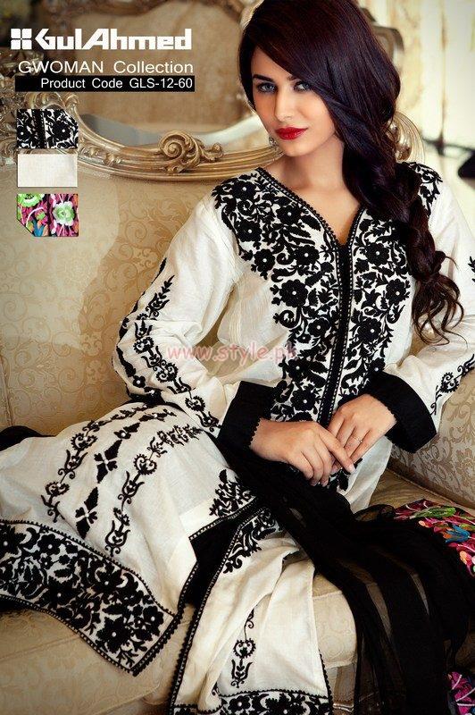 Gul Ahmed Lawn 2012 Limited Edition - GWoman Special (3)