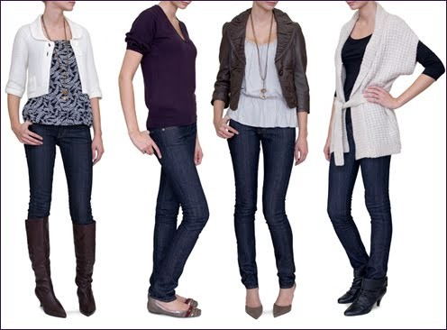 Latest Skinny Jeans Designs For Girls in Fashion (3)