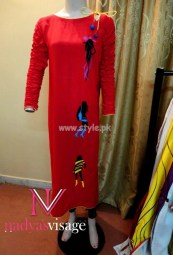 Nadya Visage Summer 2012 Latest Ready To Wear Dresses 007
