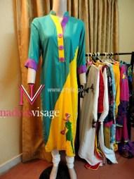 Nadya Visage Summer 2012 Latest Ready To Wear Dresses 008