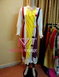Nadya Visage Summer 2012 Latest Ready To Wear Dresses 009