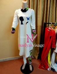 Nadya Visage Summer 2012 Latest Ready To Wear Dresses 010