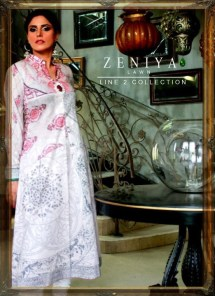 Zeniya Lawn 2012 Line 2 Collection 002