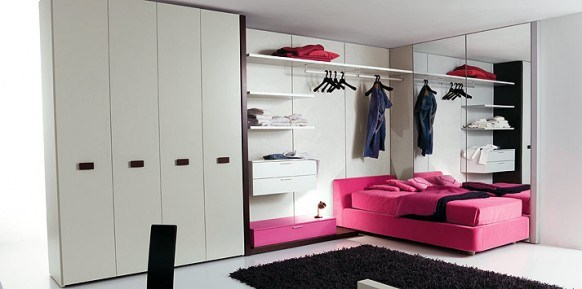 bedroom designs showcase of rooms for teenagers by clever 13 - Bedroom Showcase Designs