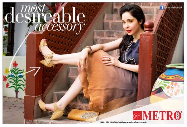 Metro Shoes high heels collection 2012