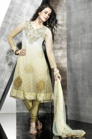 Natasha Couture Anarkali Shalwar Kameez Collection 2012011