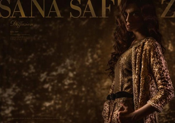 Sana Safinaz Diffusion Collection New Designs