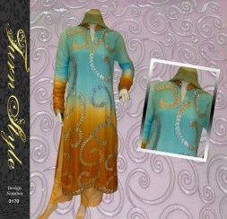 Turn Style 2012 Latest Ready to Wear Dresses 009