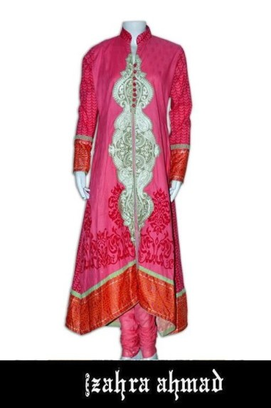 zahra ahmed 2012 summer collection 006
