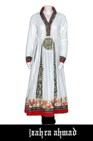 zahra ahmed 2012 summer collection 010